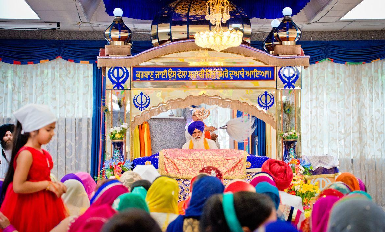 Indish Sikh Wedding / indisch Sikh-Hochzeit in Hamburg & Köln